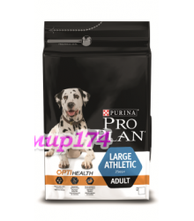 Pro Plan (Про План) Large Athletic для Крупных Собак с Атлетическим Телосложением Курица/Рис
