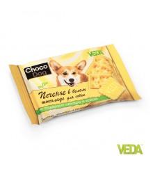 Лакомство для собак Choco Dog печенье в белом шоколаде 30гр. 540369