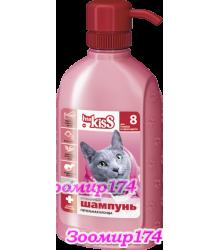 Ms.Kiss Пепельная Блонда Шампунь-кондиционер для кошек голубых и серых окрасов 200мл