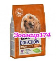 Dog Chow (Дог Чао) Mature Adult для Собак Cтарше 5 Лет