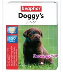 Beaphar (Беафар) Doggi's Junior Витамины для щенков 150таб