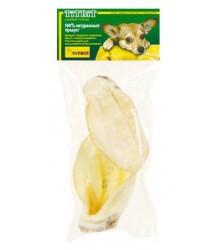Ухо говяжье 2 - мягкая упаковка 580171