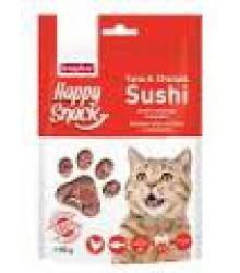 Беафар лакомство для кошек  Happy Snack (Нежные суши из тунца и цыпленка) 40гр 530052