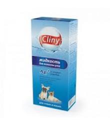 Жидкость Cliny для кошек и собак 100мл (для полости рта)   300252