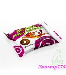 Съедобная игрушка (лакомство) ВЕСЕЛЫЙ МУР-Р-МЕЛАД для кошек с инулином 6гр