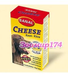 Sanal Витамины с Сыром для Собак 100гр