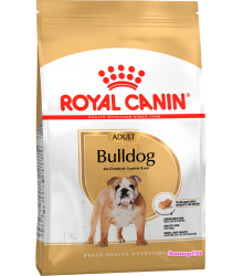 Royal Canin (Роял канин) Bulldog  Adult Корм для Английских бульдогов старше 12 месяцев