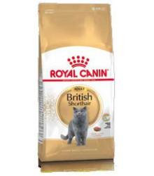 Royal Canin (Роял Канин) British Shorthair  для Британских короткошерстных кошек старше 12 месяцев