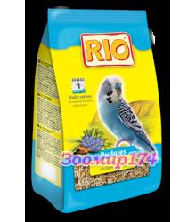RIO (РИО) Корм для волнистых попугайчиков. Основной рацион.