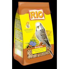 RIO (РИО) Корм для волнистых попугайчиков. Рацион в период линьки
