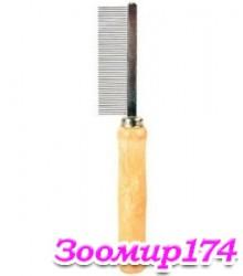 Расческа с короткими частыми зубьями ZM1026-65
