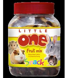 Little One лакомство для грызунов Фруктовая смесь