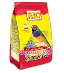 RIO (РИО) Корм для экзотических птиц