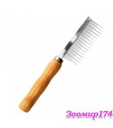 Расческа с разными зубьями ZМ1026-31Н