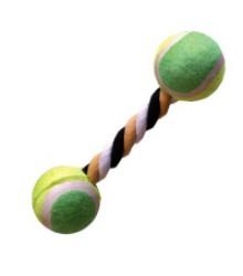 Игрушка 2 Мяча теннисных на веревке 360656