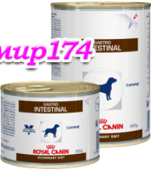 Royal Canin (Роял канин) GASTRO INTESTINAL консервы Диета для собак при нарушениях пищеварения