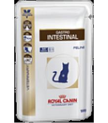 Роял Канин  (Роял Канин) Gastro Intestinal пауч. Диета для кошек при нарушении пищеварения