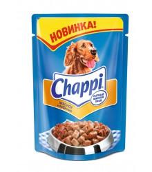 Чаппи (Chappi) Мясное Изобилие для собак пауч 100г