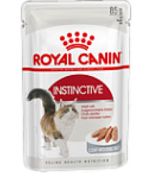 Royal Canin  (Роял Канин) Instinctive Влажный корм для кошек старше 1 года (паштет) 85гр пауч