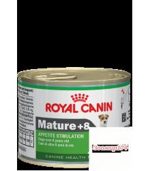 Royal Canin (Роял канин) Mature + 8 Для стареющих собак старше 8 лет консервы