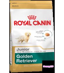 Royal Canin (Роял канин) Golden Retriever  Junior Корм для щенков Голден ретривера до 15 месяцев