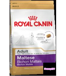 Royal Canin (Роял канин) Maltese  Adult Корм для собак породы Мальтийская болонка от 10 месяцев