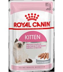 Royal Canin (Роял Канин)  Kitten Instinctive (в паштете) Влажный корм для котят от 4 до 12 месяцев (пауч)