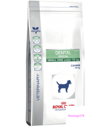 Royal Canin (Роял канин) DENTAL SPECIAL DSD25 SMALL DOG UNDER 10KG  для гигиены полости рта