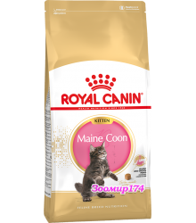 Роял канин (Роял Канин) Kitten Maine Coon для котят Мейн Куна до 15 месяцев