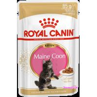 Royal Canin (Роял Канин) MAINE COON KITTEN Влажный корм для котят породы мейн-кун в возрасте до 15 месяцев