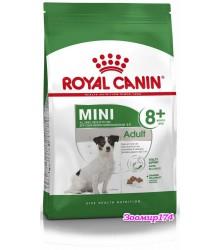 Royal Canin (Роял канин) Mini Adult 8+ Для собак мелких размеров старше 8 лет
