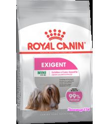 Royal Canin (Роял канин) Mini Exigent Корм для собак, привередливых в питании