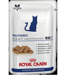 Royal Canin (Роял Канин) Neutered Adult Maintenance пауч Влажный корм для кастрированных / стерилизованных котов и кошек до 7 лет
