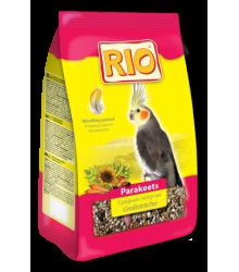 RIO(РИО) Корм для средних попугаев. Рацион в период линьки