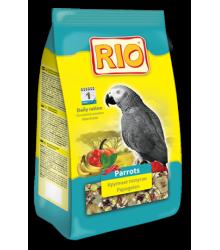 RIO (РИО) Корм для крупных попугаев. Основной рацион