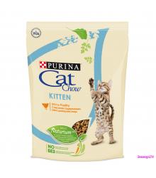 Purina Cat Chow (Кэт Чао) Kitten Корм для Котят с Курицей