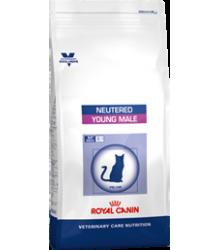 Royal Canin (Роял Канин)  Neutered Young Male  Корм для кастрированных котов до 7 лет