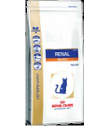 Royal Canin  (Роял Канин) Renal Select Диета для кошек при хронической почечной недостаточности