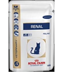 Royal Canin  (Роял Канин) Renal (курица, пауч) Диета для кошек при хронической почечной недостаточности