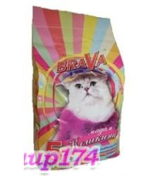 БРАВА Мадам Кошкина для длинношерстных кошек (5л)