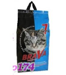 БРАВА для длинношерстных кошек (7л)