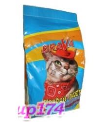 БРАВА Ковбой Мяу д/глад.кошек (5л)