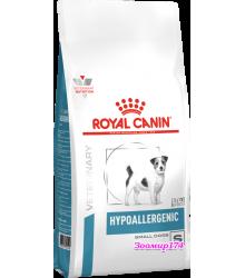 Royal Canin (Роял канин) HYPOALLERGENIC HSD 24 SMALL DOG  ДИЕТА ДЛЯ ВЗРОСЛЫХ СОБАК МЕЛКИХ РАЗМЕРОВ ПРИ ПИЩЕВОЙ АЛЛЕРГИИ ИЛИ НЕПЕРЕНОСИМОСТИ