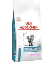 Royal Canin (Роял Канин) Sensitivity Control SC27 (утка) Диета для кошек при пищевой аллергии/непереносимости