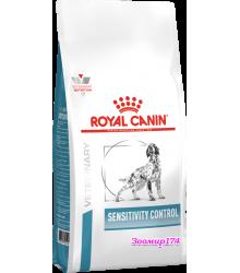 Royal Canin (Роял канин)  SENSITIVITY CONTROL SC21 ДИЕТА ДЛЯ СОБАК С ПИЩЕВОЙ АЛЛЕРГИЕЙ ИЛИ НЕПЕРЕНОСИМОСТЬЮ